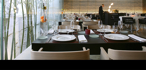 Restaurante Moo