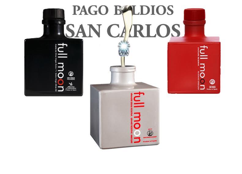 Pago Baldío San Carlos, medalla de oro en China | Luxury Spain