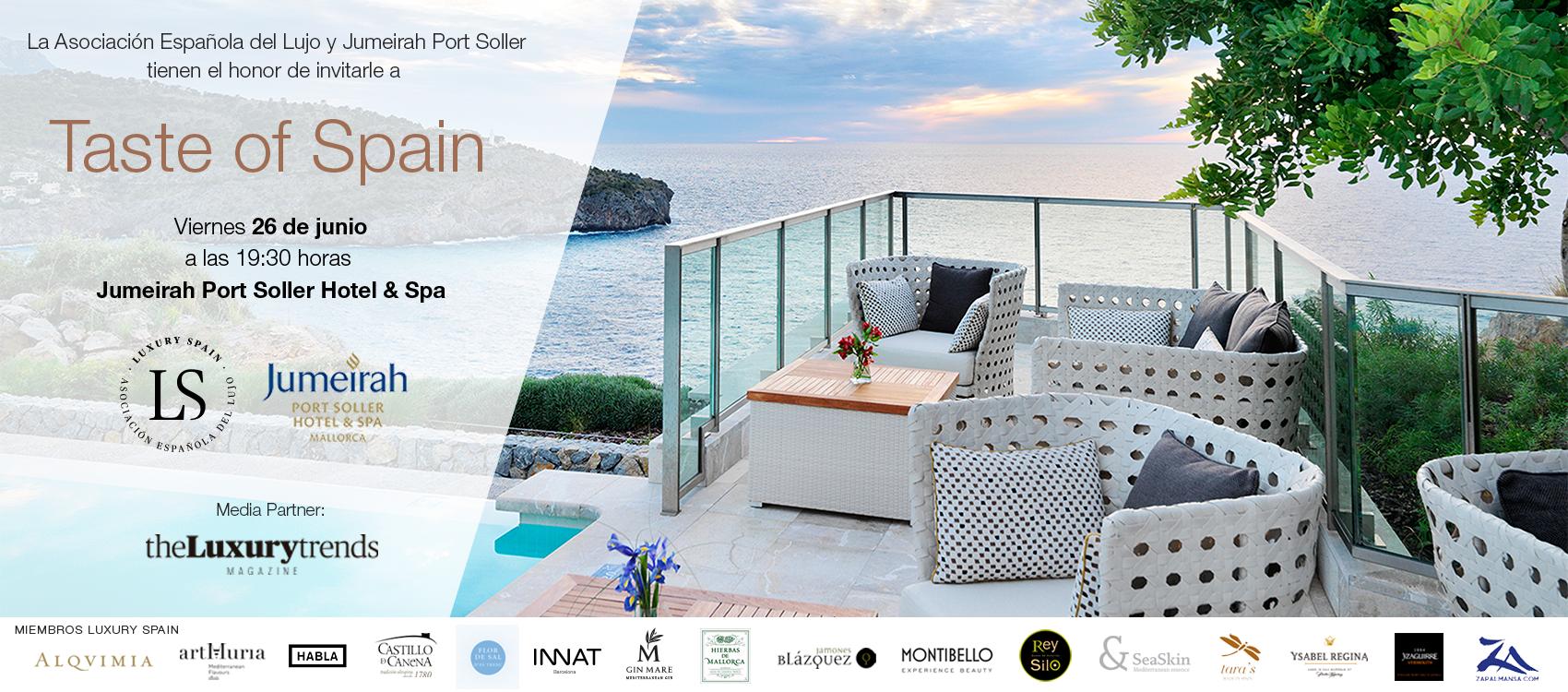 Evento Luxury Spain Jumeirah Port Soller Hotel Spa