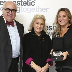 Mesoestetic Pharma Group recibe el Diamante de la Excelencia | Luxury Spain