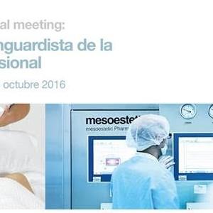mesoestetic Pharma Group organiza un simposio destinado a todos los profesionales de la estética   Luxury Spain