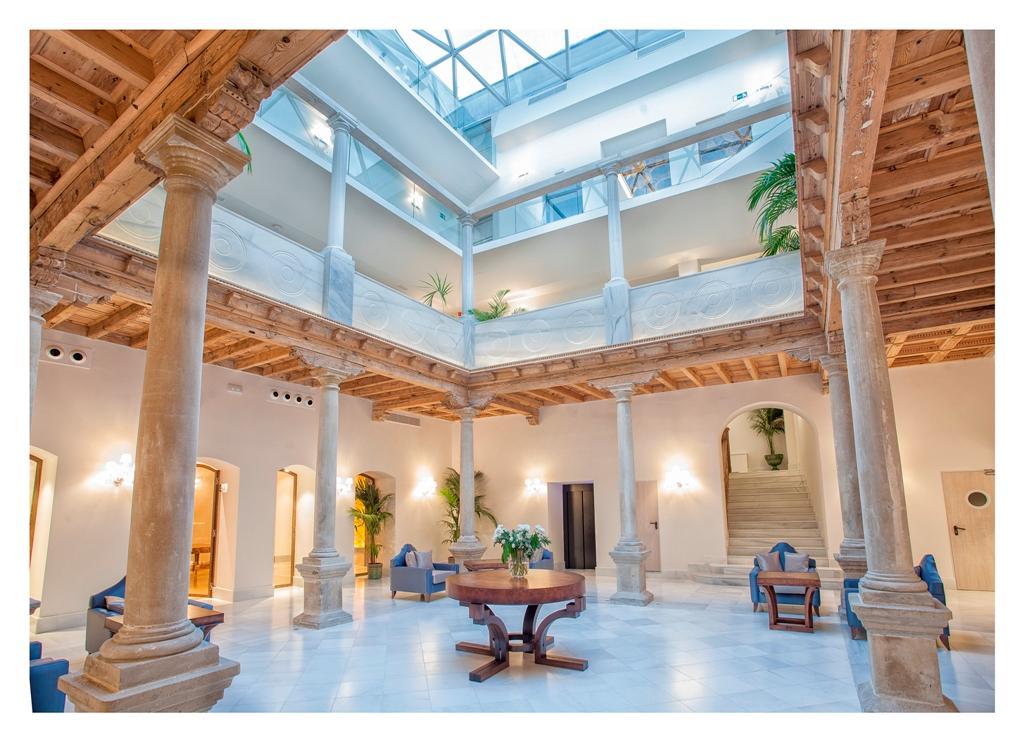 El hotel palacio de beda catalogado como uno de los m s - Hotel palacio de ubeda ...