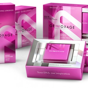 La línea genocosmética X35/20 DNA Expert de Genoxage, el mejor regalo a medida para tu piel | Luxury Spain
