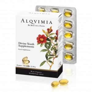 ALQVIMIA presenta Be Beautiful Foods Divine Youth Supplements   Luxury Spain