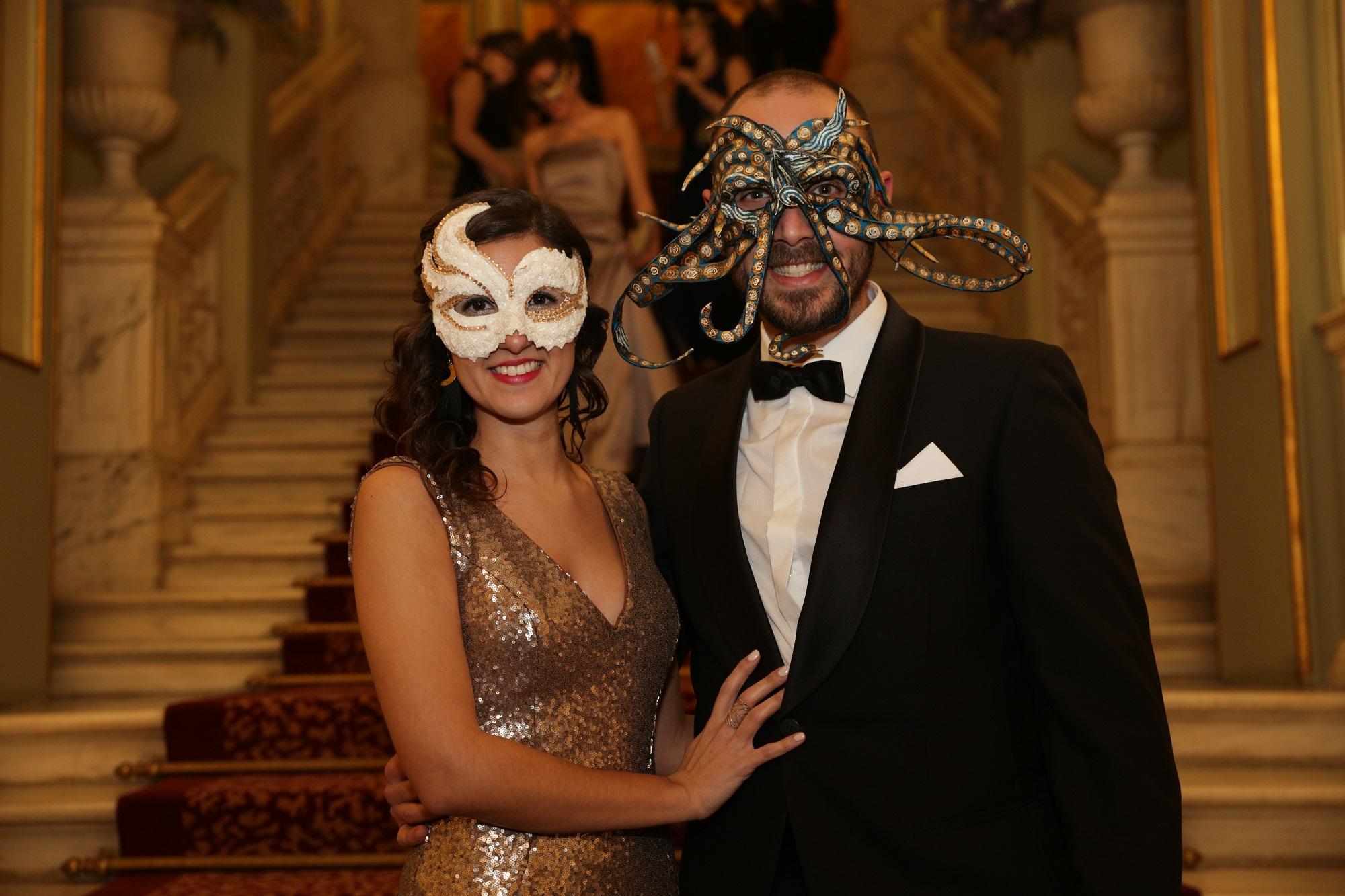 Baile Mascaras 15
