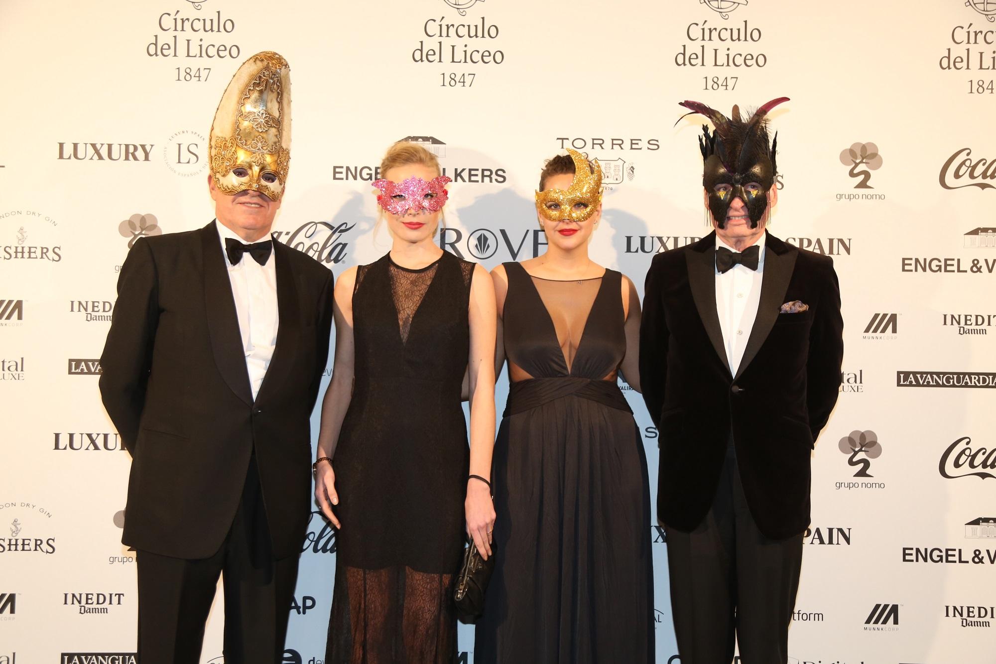 Gran Baile de Máscaras 2017