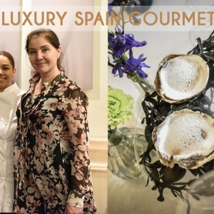 Presentación Menú Luxury Spain Gourmet by El Club Allard | Luxury Spain