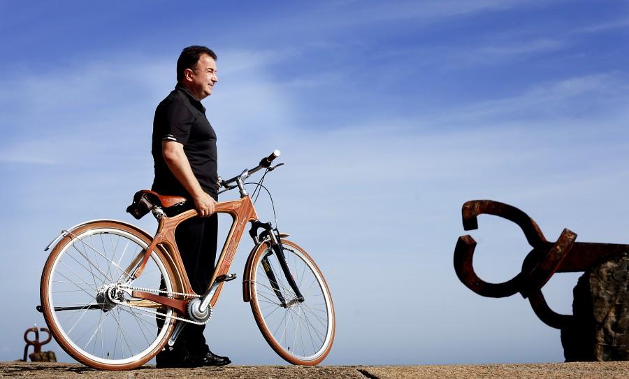 TBK Bike, bicicleta de diseño entre fogones | Luxury Spain