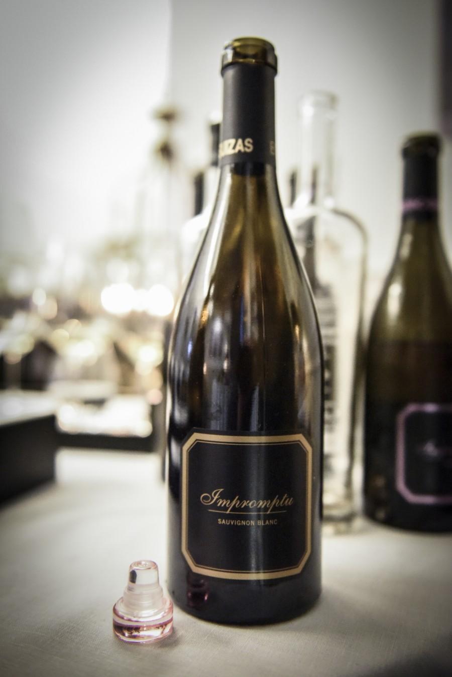 Impromptu Sauvignon Blanc D.O. Utiel-Requena