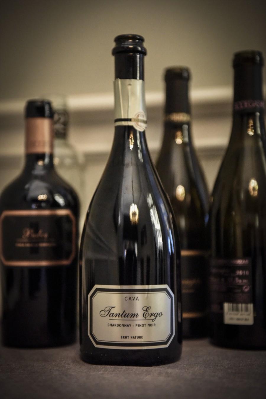 Tantum Ergo Pinot Noir D.O. Utiel-Requena de Bodegas Hispano Suizas