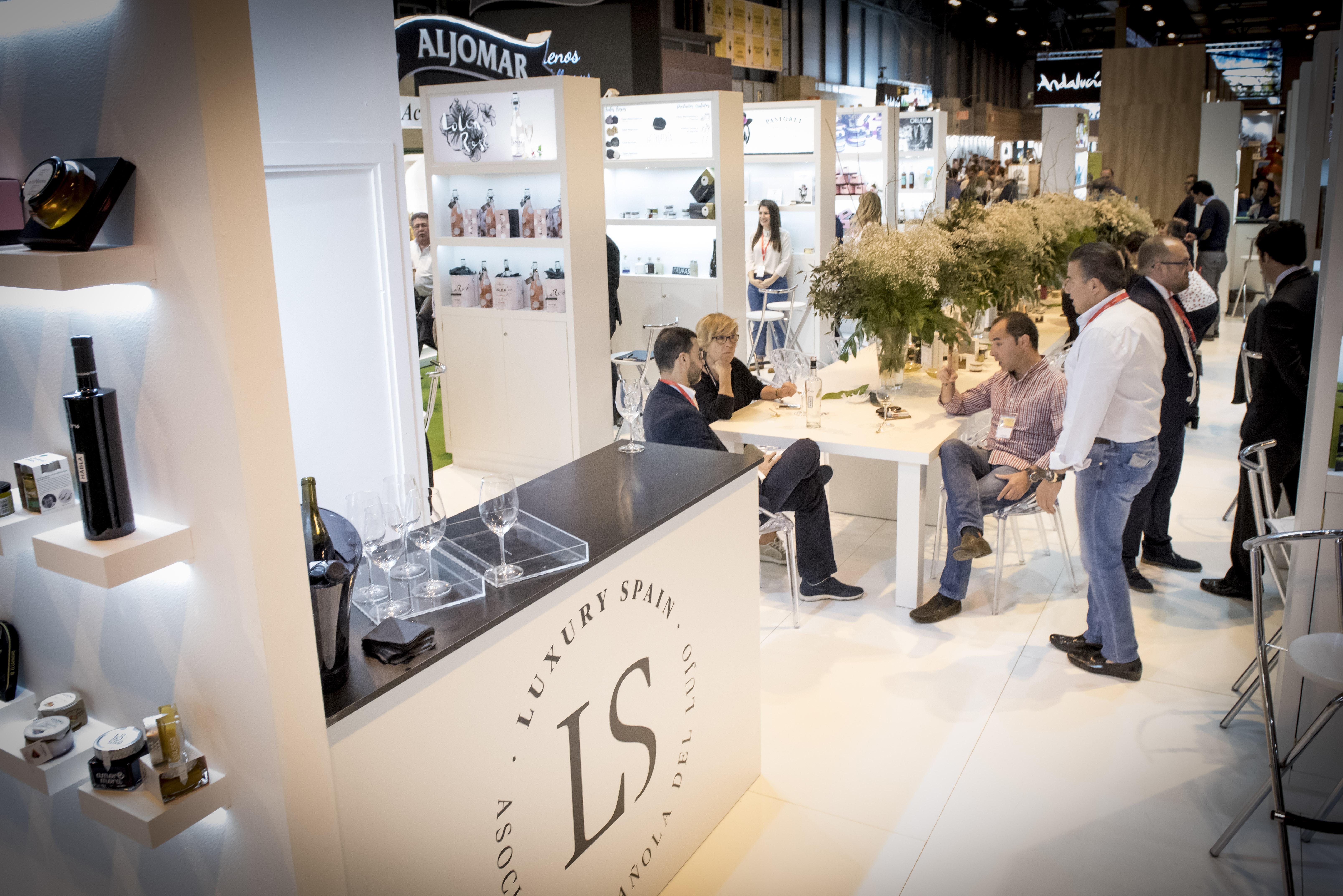 Luxury Spain, presente en la 31 Edición de Salón de Gourmets