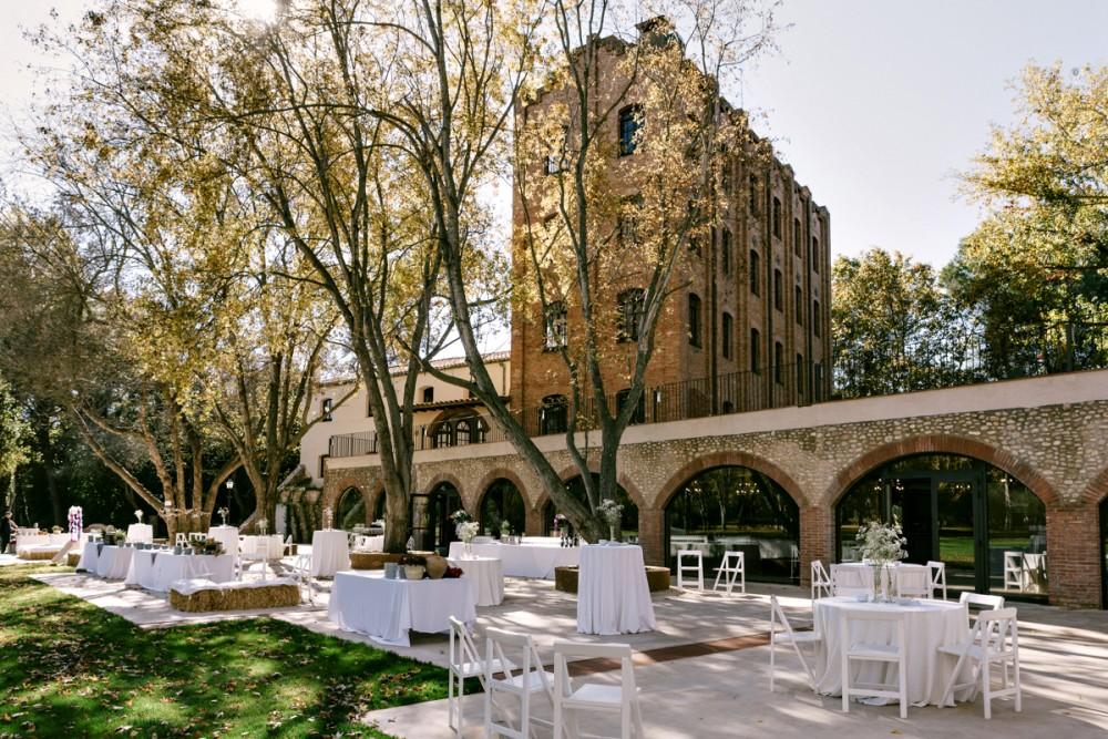 La Farinera Sant Lluís, un escenario idílico para eventos y celebraciones