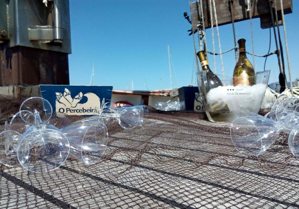 Los productos de O Percebeiro de nuevo en 'Agosto na Ría Marqués de Vizhoja' | Luxury Spain