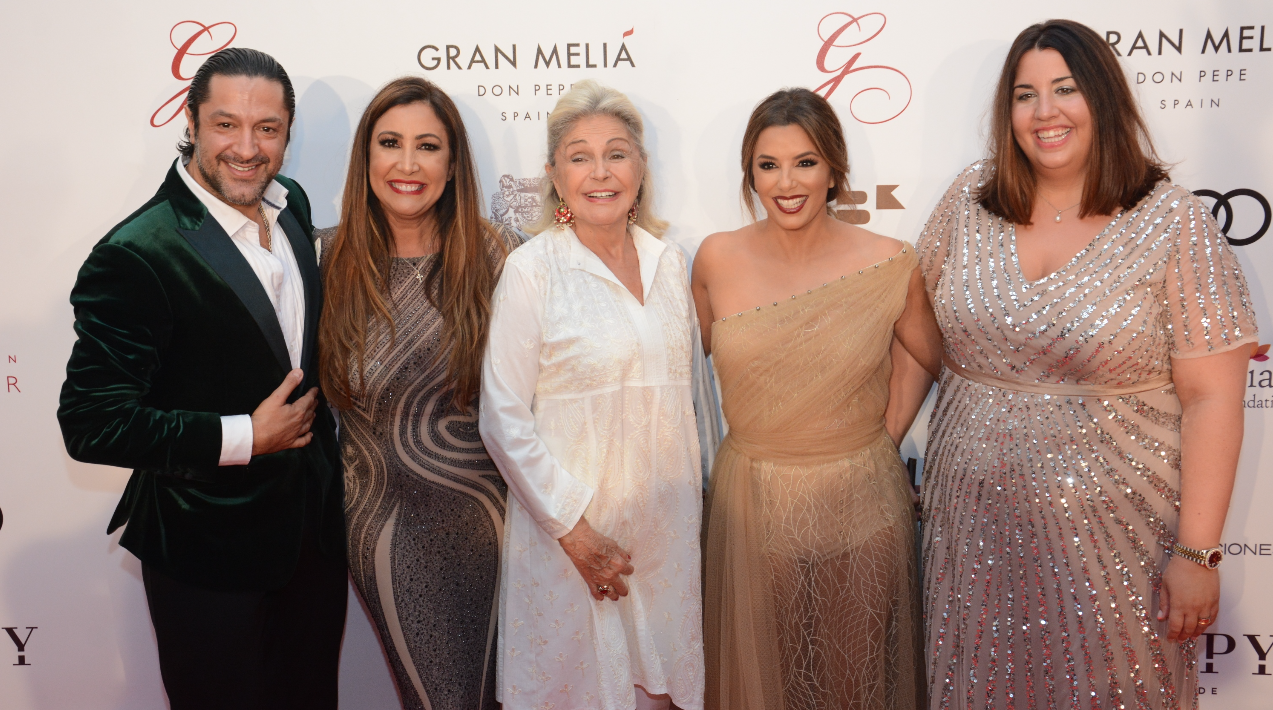 Luxury Spain, colaborador de la Global Gift Gala Marbella