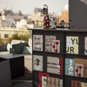 Lolea estrena terraza en Barcelona | Luxury Spain