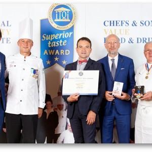 Anchoas Codesa obtiene el máximo galardón en los Superior Taste Award de Bruselas | Luxury Spain