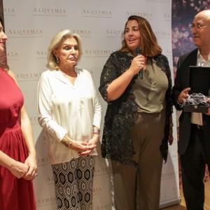 Alqvimia recibe el Diamante de la Excelencia de la Asociación Española del Lujo | Luxury Spain