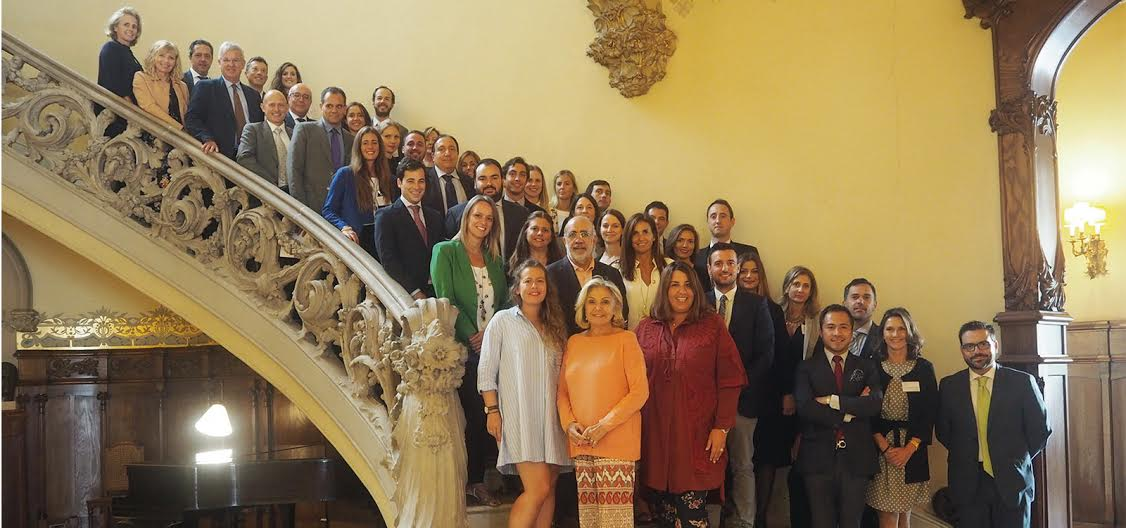 """Luxury Spain celebra su Asamblea General, la Sesión Formativa """"Branding Experiencial"""" y el Almuerzo de Socios"""