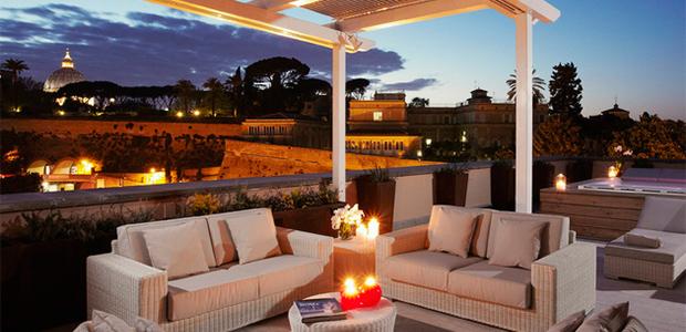 Gran Meliá Rome Villa Agrippina