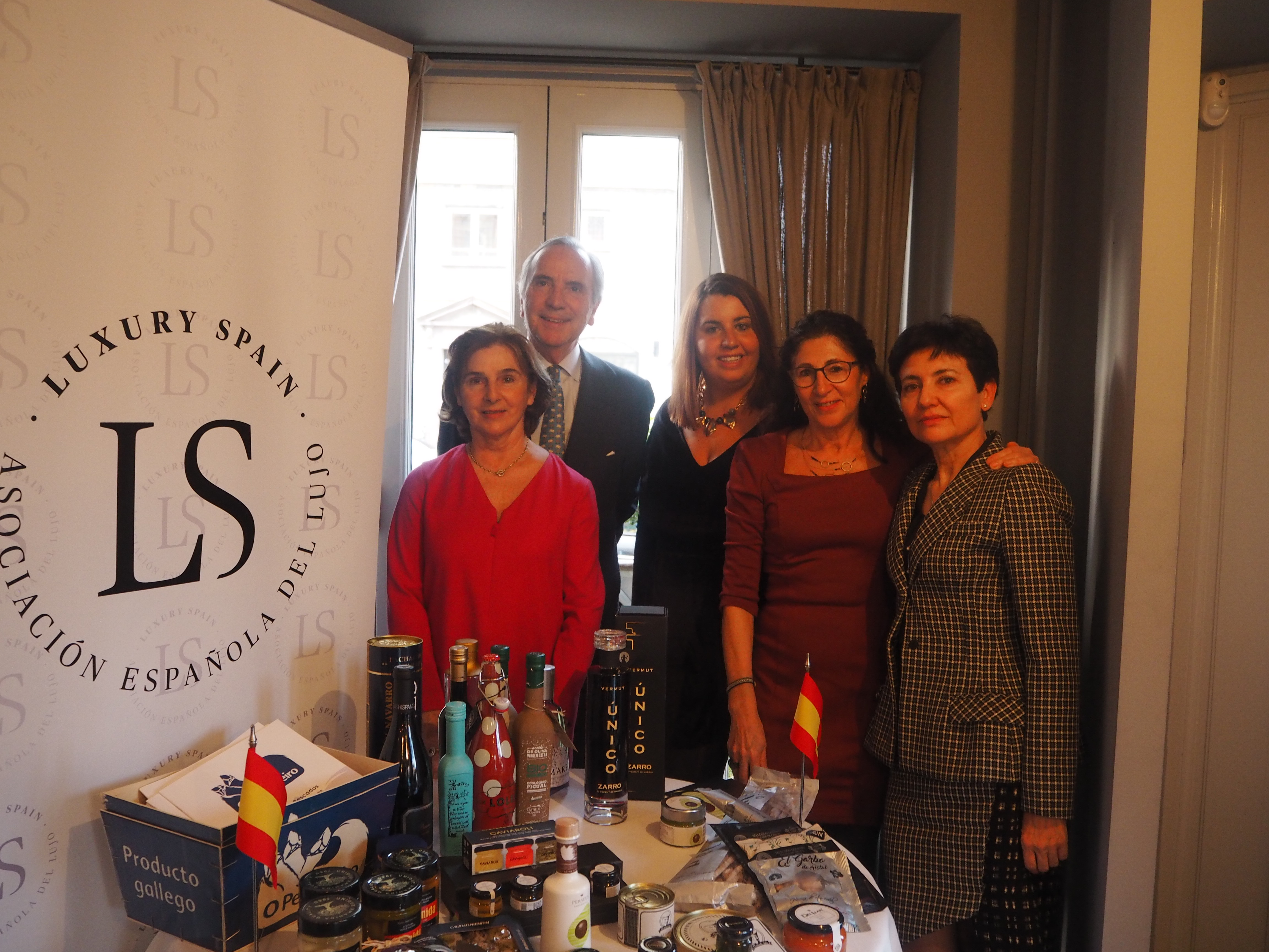 Luxury Spain presenta la excelencia y calidad españolas en Copenhague