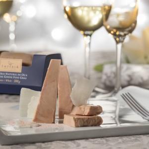 Entier de Foie gras Natural de Oca, la última novedad de Imperia para estas fiestas navideñas | Luxury Spain