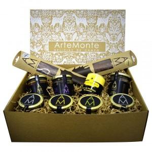 Los productos de Artemonte, perfectos para las cestas de Navidad | Luxury Spain