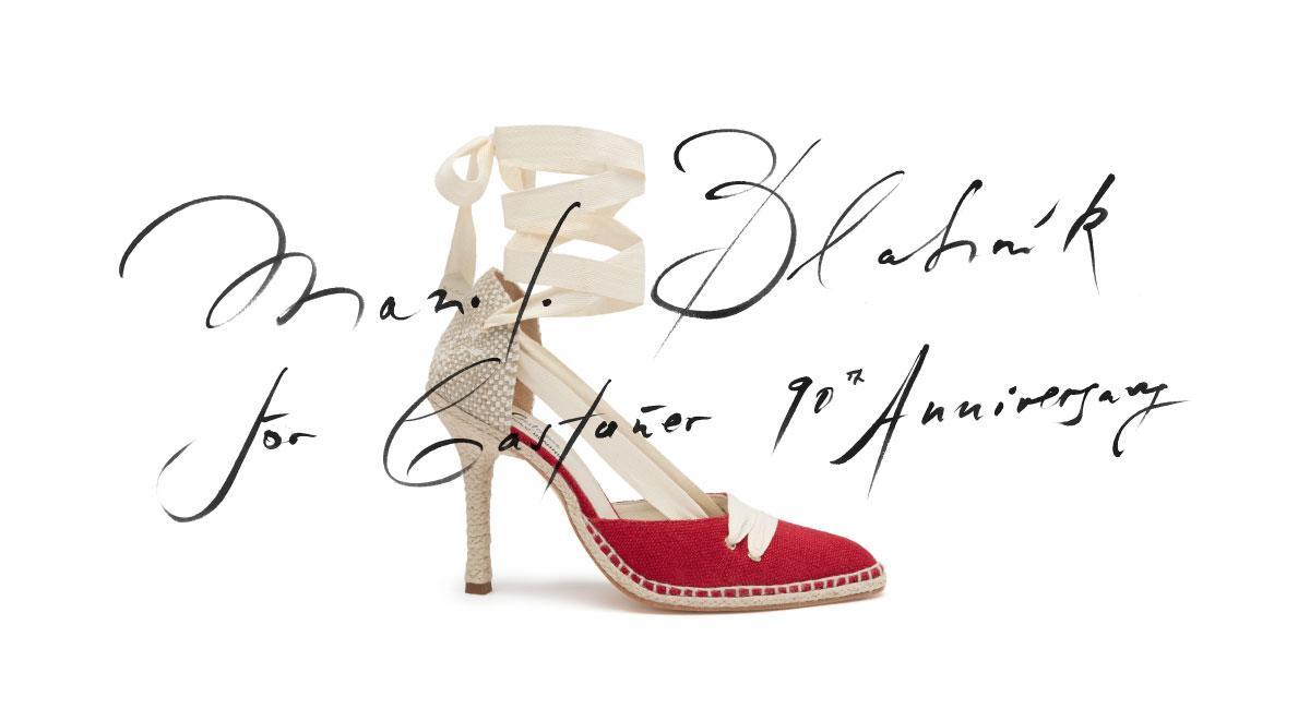 Castañer by Manolo Blahnik, la unión perfecta de dos grandes del calzado
