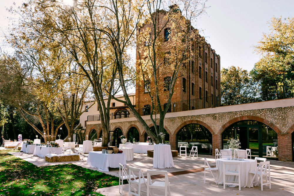 La Farinera Sant Lluís, el lugar perfecto para celebrar eventos de empresa