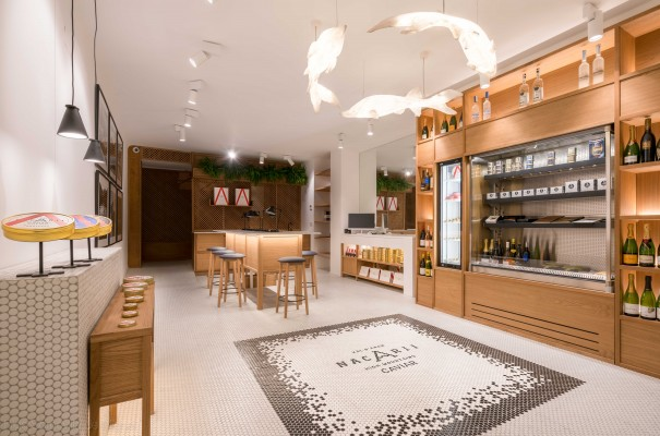 Nuevo Nacarii Store en Barcelona | Luxury Spain