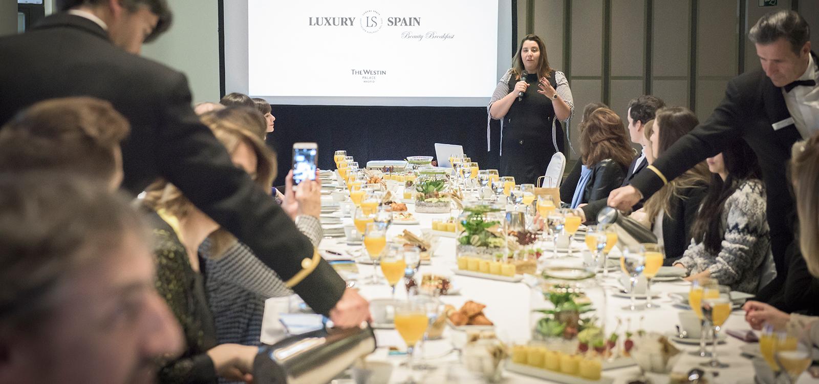 """La Asociación Española del Lujo presenta las novedades para 2018 y cifras del sector bajo el Sello de Calidad """"Luxury Spain Beauty"""