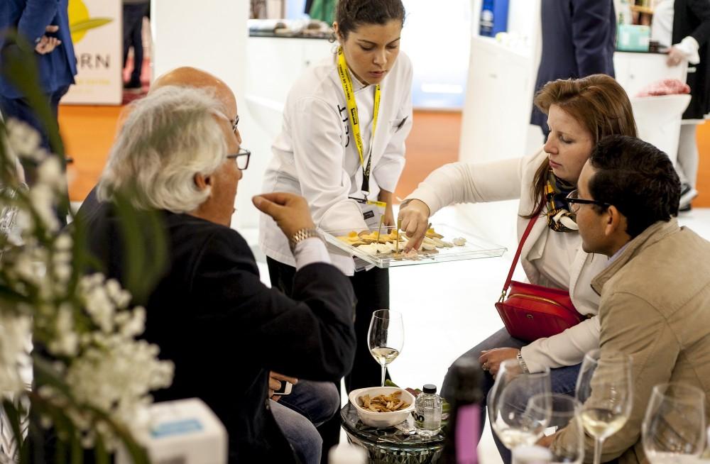 LuxurySpain-Stand-Alimentaria-ambiente