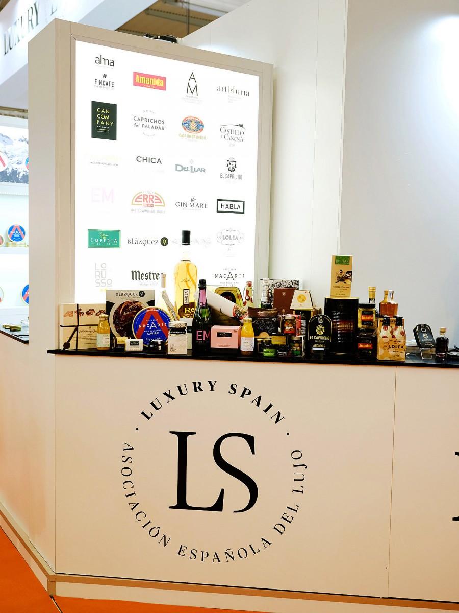 LuxurySpain-Alimentaria-productos Gourmet