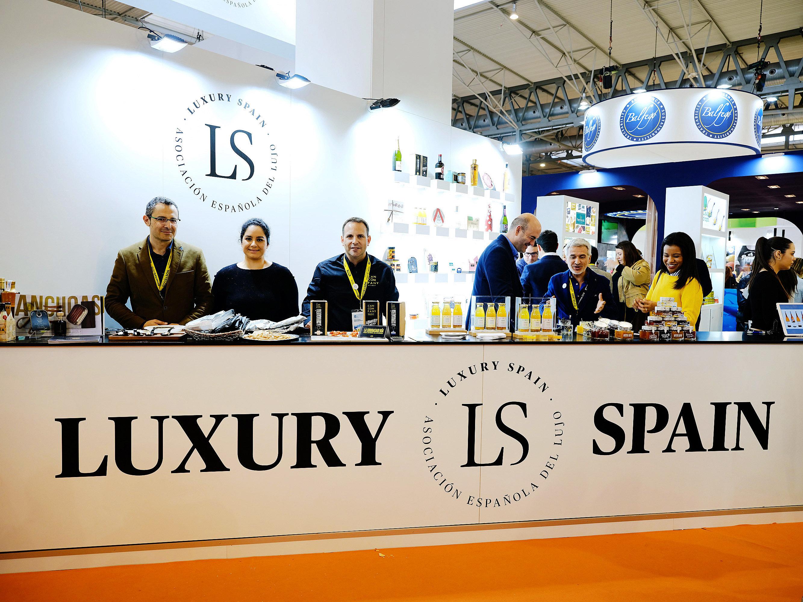 """La Asociación Española del Lujo participa en la Feria Alimentaria 2018 con su Sello de Calidad """"Luxury Spain Gourmet"""""""