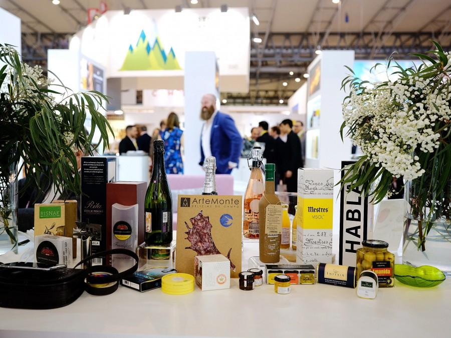 LuxurySpain-stand-alimentaria-2018