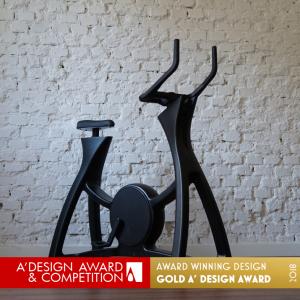 minimfit galardonada con el A'Design Award Winner 2018 Gold por el diseño de minimbike | Luxury Spain