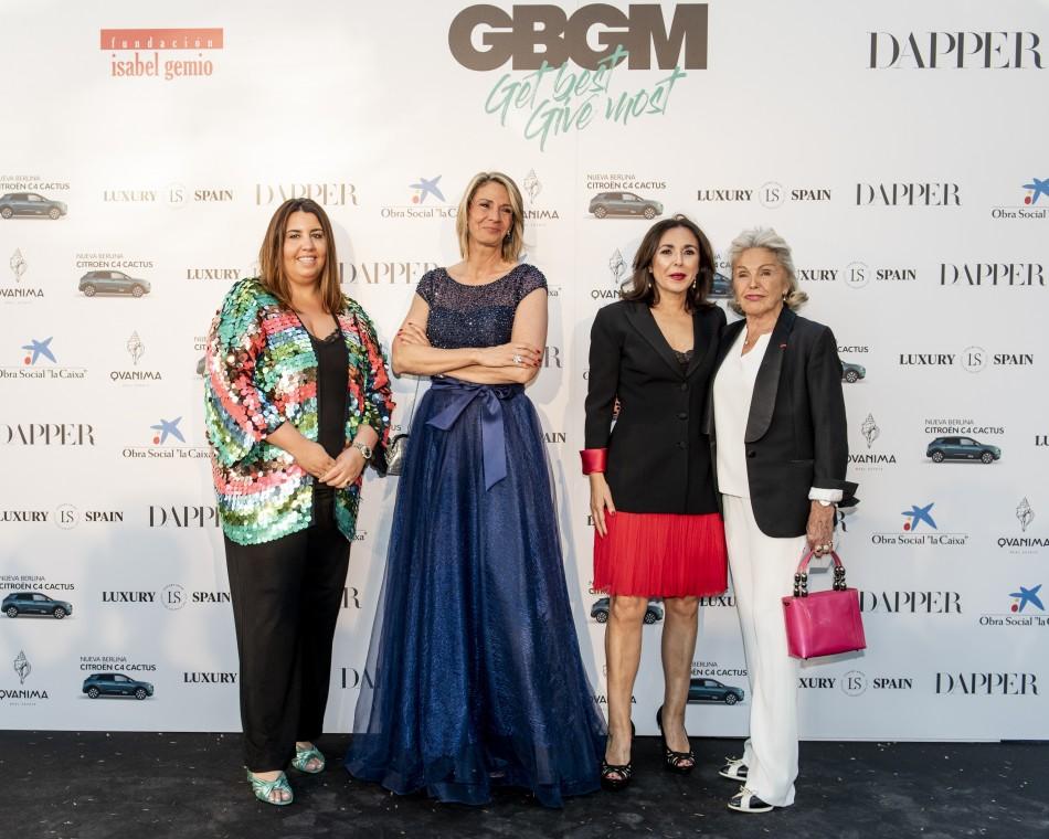 Luxury Spain participa en la III Gala Solidaria GBGM del Grupo Planeta