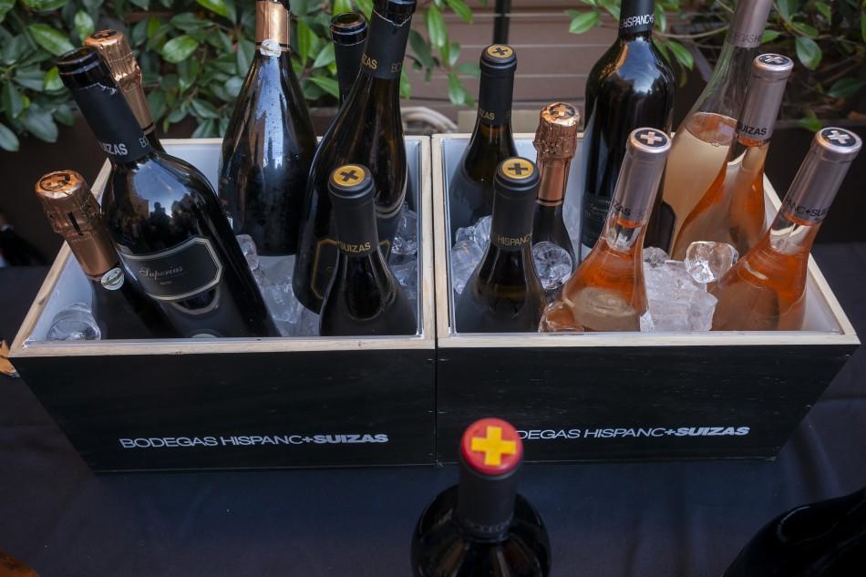 Los vinos de Bodegas Hispano Suizas, auténticas obras maestras