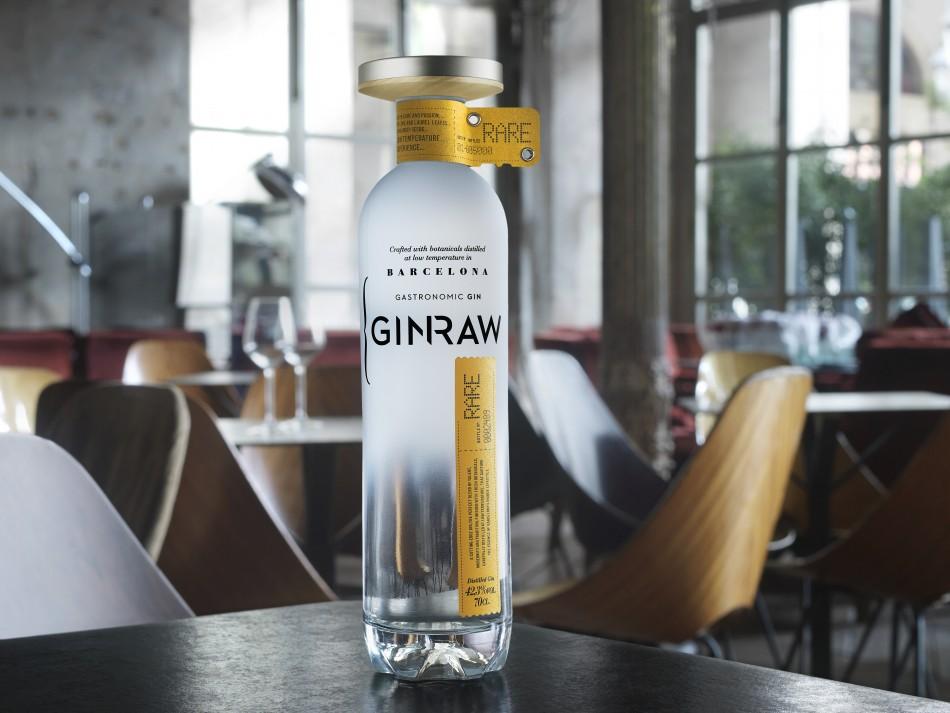 GinRaw, nuevo miembro de la Asociación Española del Lujo
