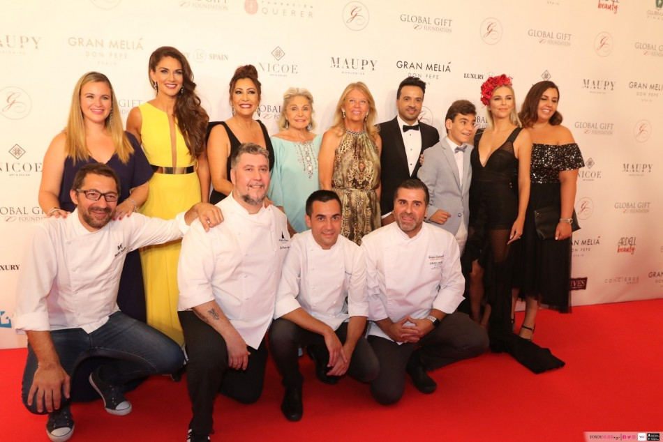 Global-Gift-Gala-2018-Gran-Meliá-Don-Pepe-LuxurySpain
