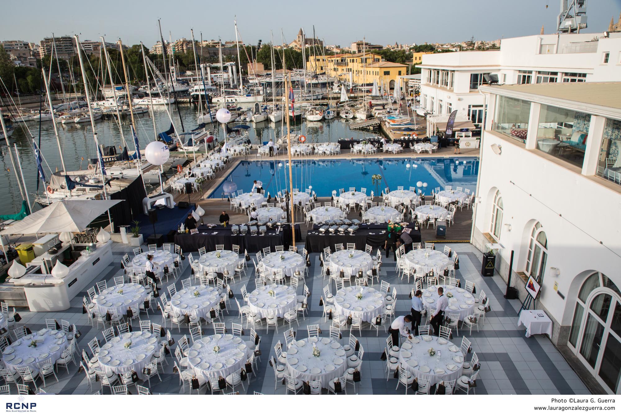 Luxury Spain invitada al 70 aniversario del Real Club Náutico de Palma