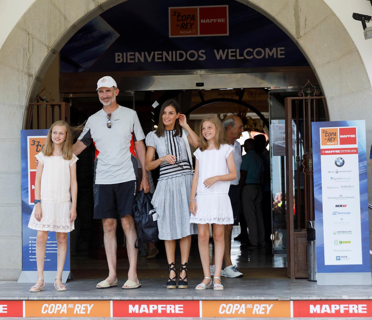 Luxury Spain en la Copa del Rey MAPFRE de Vela de Palma de Mallorca