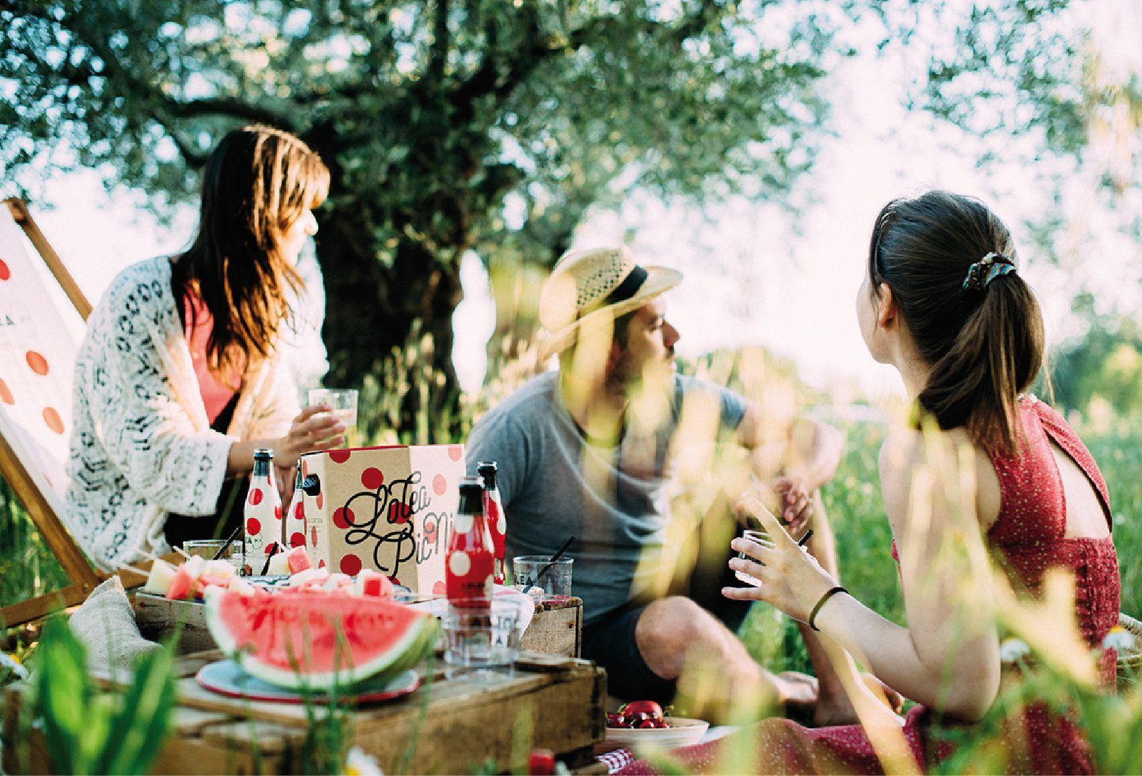 Lolea, el compañero para el pícnic perfecto   Luxury Spain
