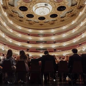 Cena de Gala Luxury Spain Gourmet en el Gran Teatre del Liceu | Luxury Spain