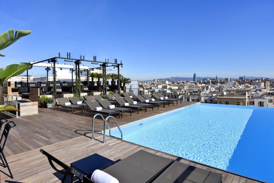 Grand Hotel Central, calma y confort en pleno centro de Barcelona | Luxury Spain
