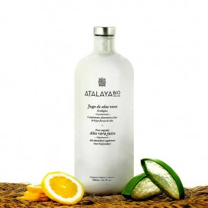 Atalaya Bio triunfa en las tiendas Bio y farmacias por su aloe vera de calidad superior | Luxury Spain