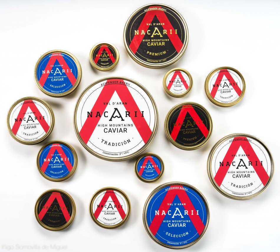Esta Navidad, regala Caviar Nacarii