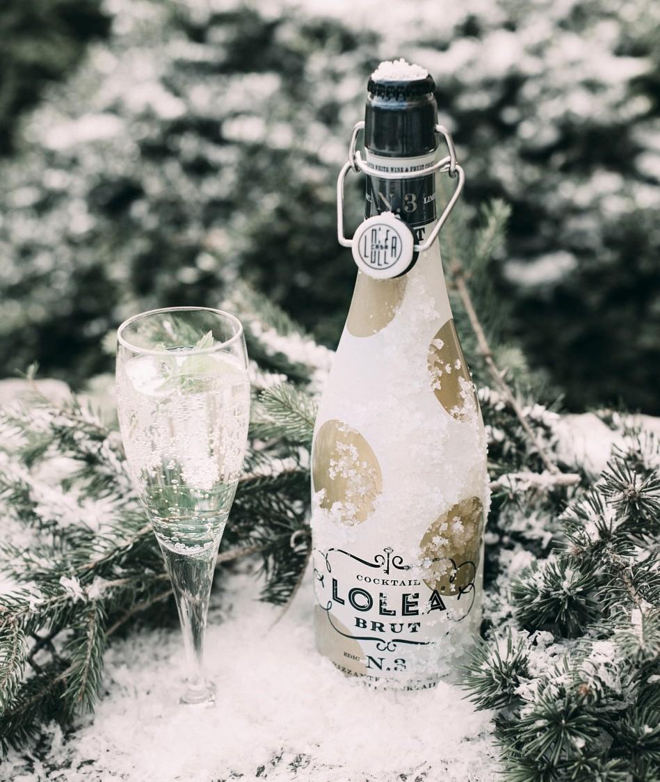 Brinda con Lolea Nº 3 esta Navidad