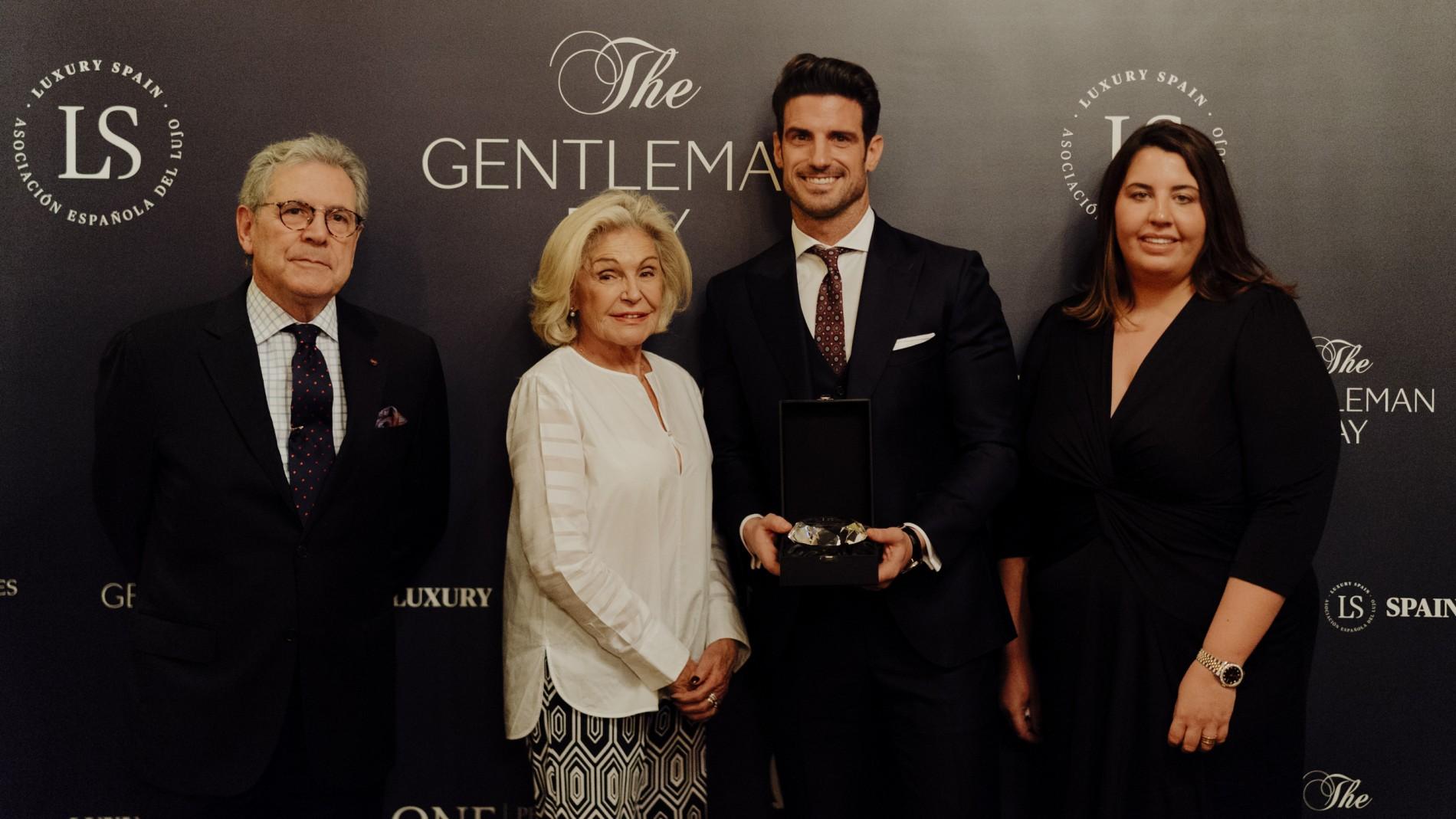 1ª Edición The Gentleman's Day – Caballero del año Aitor Ocio