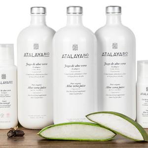 Atalaya Bio, el gel de aloe vera ecológico Cosmos Organic que hará enamorarte de tu piel | Luxury Spain