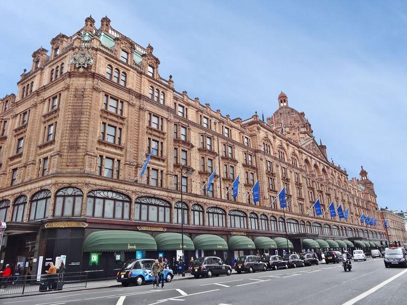 """Gracias a la Misión Comercial """"Luxury Spain en Reino Unido"""", Alqvimia entra en los exclusivos almacenes Harrods"""